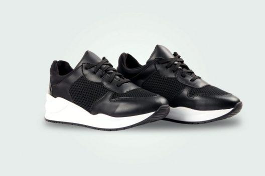 Enzo Sneakers - Black