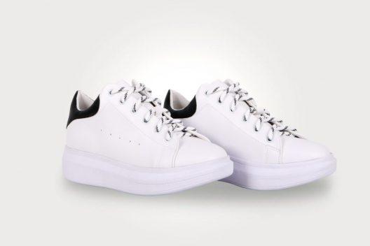 Alexis Sneakers - White Black