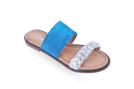 Yarma Flats - Turquoise