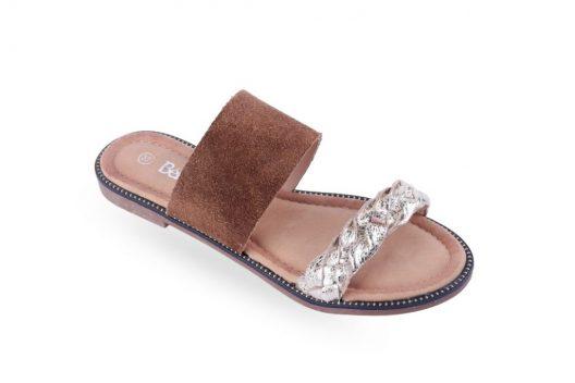 Yarma Flats - Brown