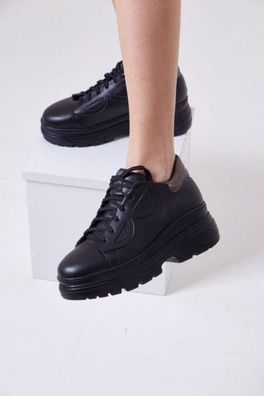 Lilo Sneakers - Full Black