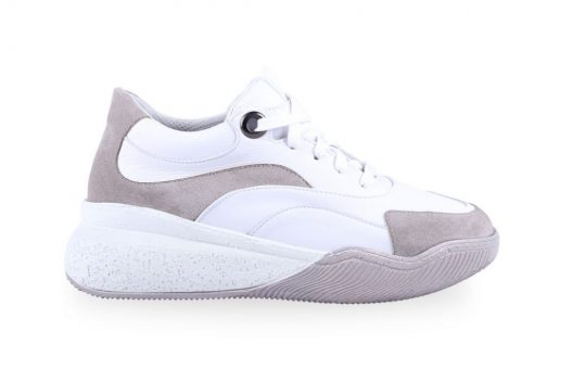 Ayla Sneakers - White
