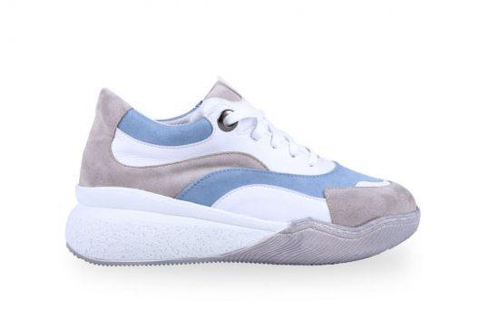 Ayla Sneakers - Blue