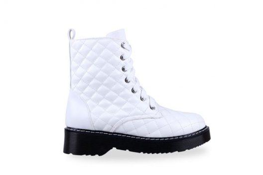 Coco Boots - White