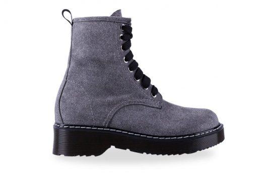 Andrea Boots - Grey