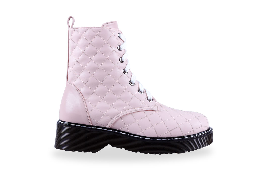 Coco Boots - Pink