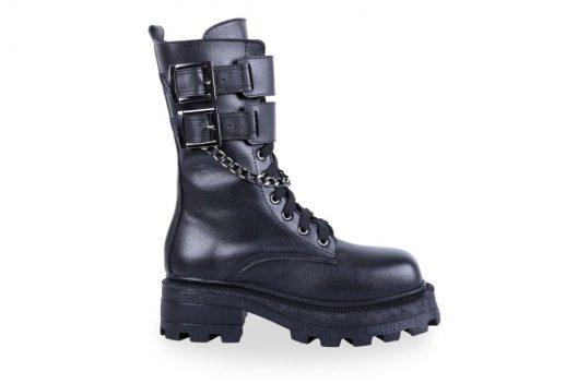 Ribel Boots - Black
