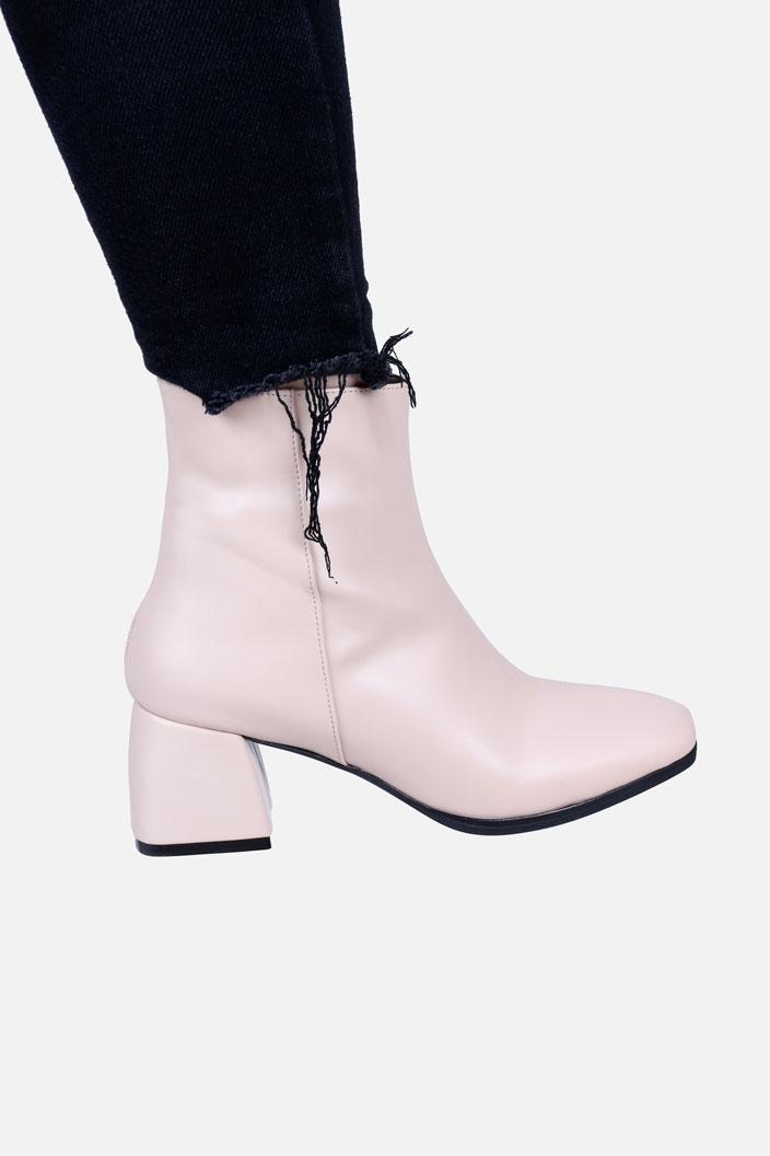 Clara Boots - Beige