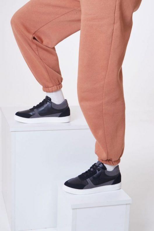 New B-Star Sneakers - Black
