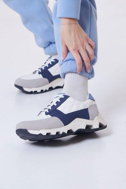 Diego Sneakers - White