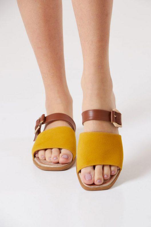 Joya Flats - Yellow