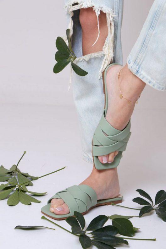 Kay Flats - Green