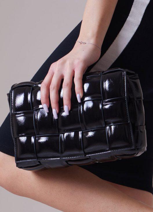 Tokyo Bag - Black Glossy
