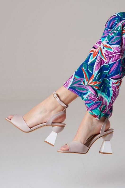 Missy Sandals - Beige