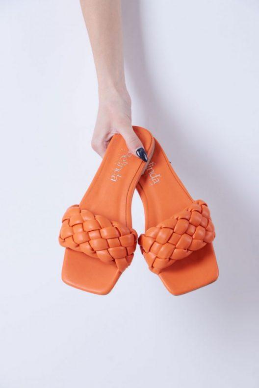 Mayan Flats - Orange