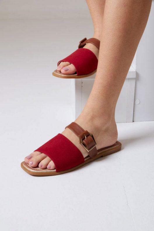 Joya Flats - Red