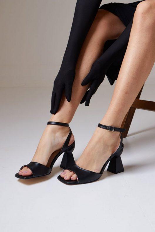 Missy Sandals - Black