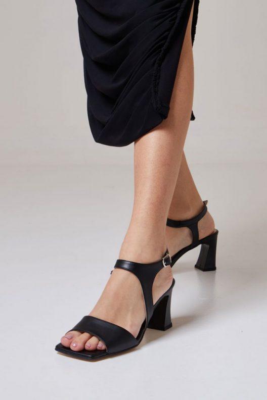 Thalia Sandals - Black