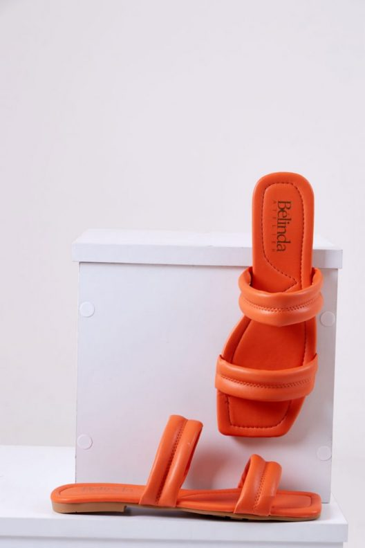 Kenzie Flats - Orange