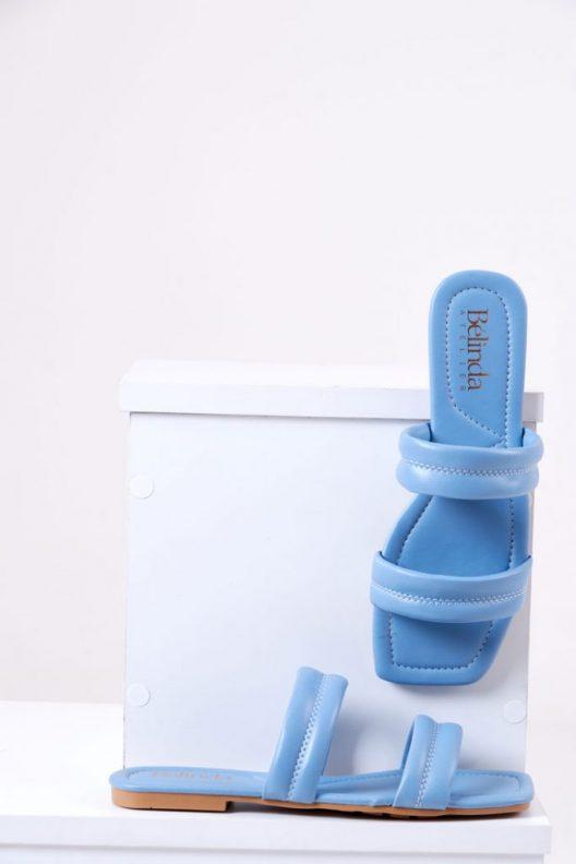 Kenzie Flats - Blue