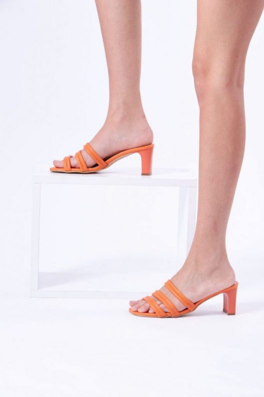 Reine Scarpin - Orange