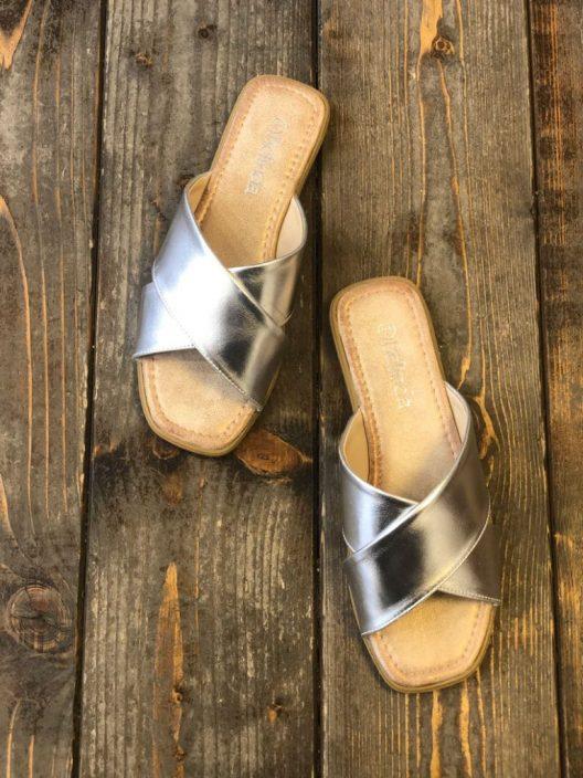 Vida Flats - Silver