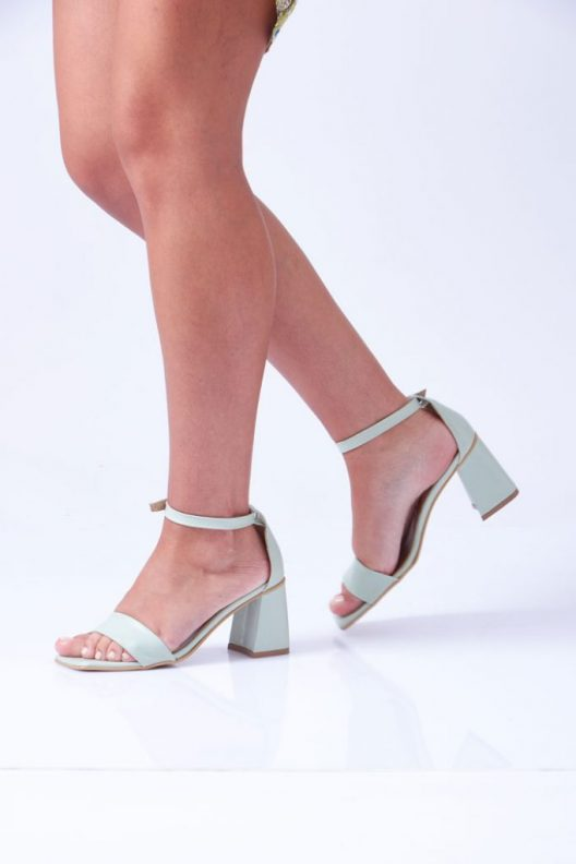 Ruby Sandals - Green