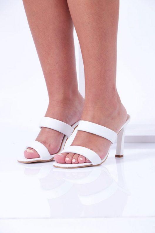 Rhea Scarpin - White