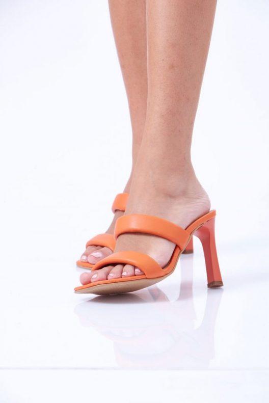 Rhea Scarpin - Orange