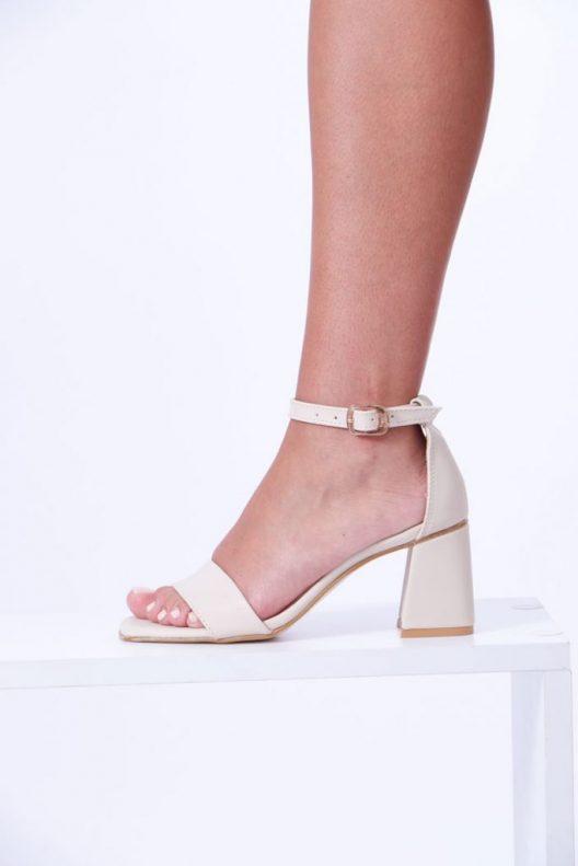 Ruby Sandals - Beige