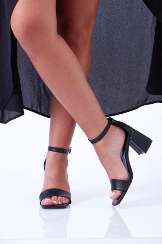 Ruby Sandals - Black