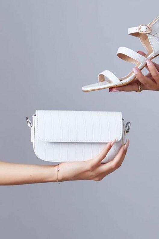 Diva Bag - White
