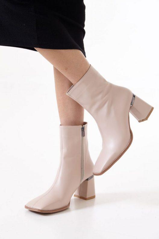 Carmen Boots - Beige