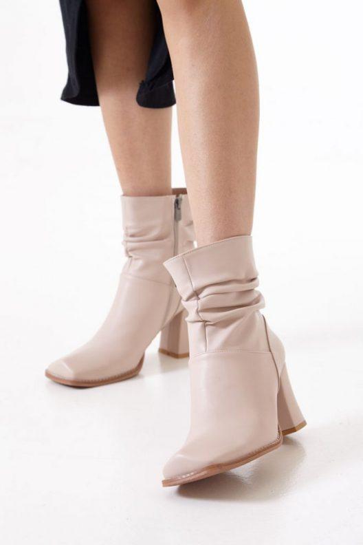 Caleen Boots - Beige