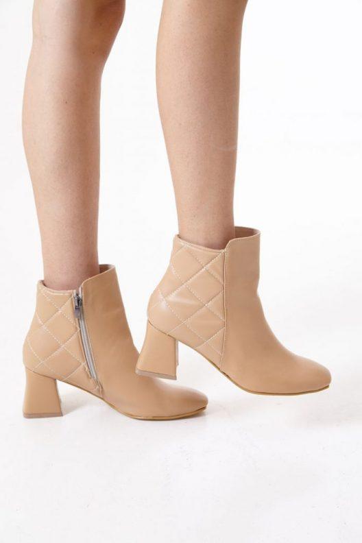Celia Boots - Beige