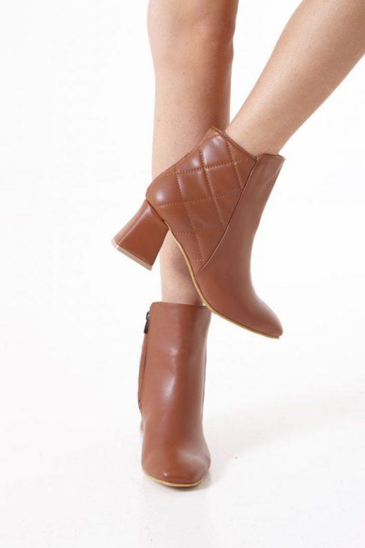 Celia Boots - Havane