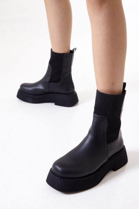 Becky Boots - Black