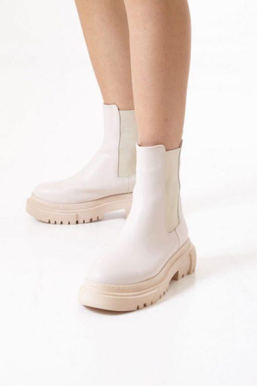 Berta Boots - Beige