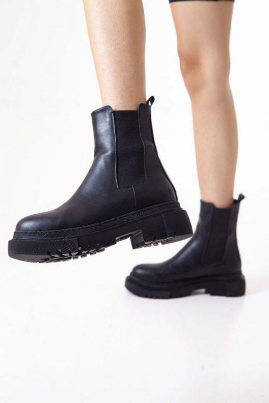 Berta Boots - Black