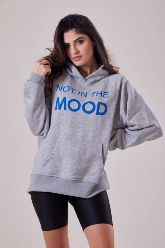 NITM Oversized Hoodie - Grey