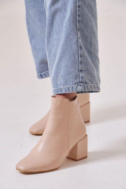Kara Boots - Beige