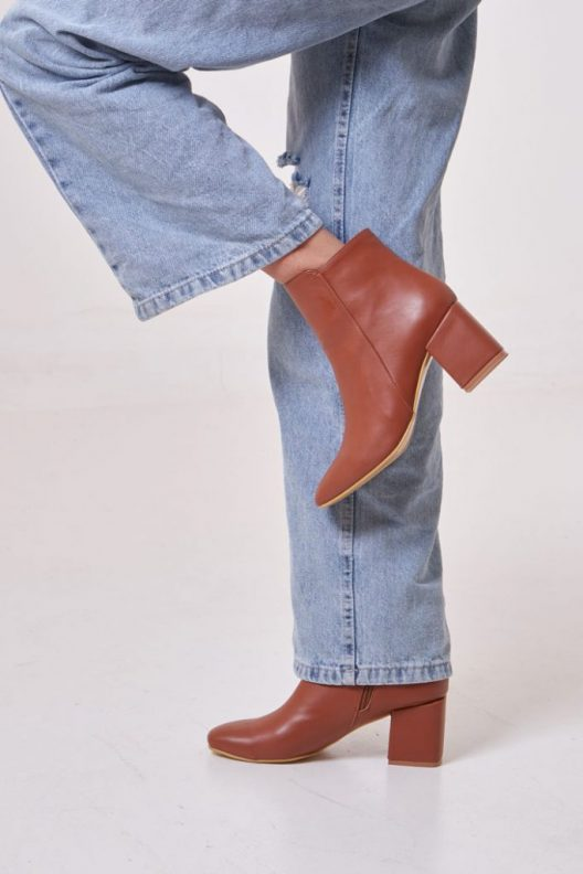 Kara Boots - Havane